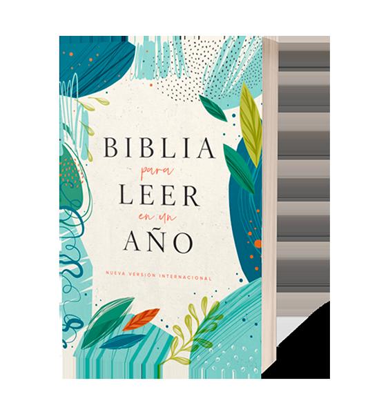 BIBLIA-PARA-LEER-EN-UN-AÑO-BLANCA,-CELESTE.-AZUL