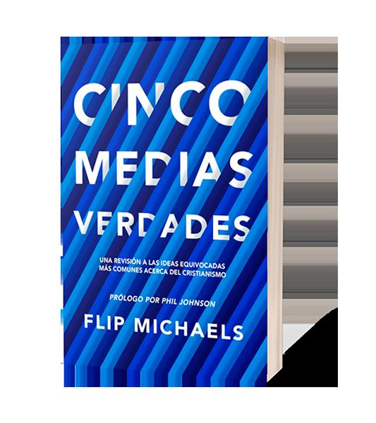 CINCO-MEDIAS-VERDADES-FLIP-MICHAELS-LIBRERIAPENIEL.COM-PNG