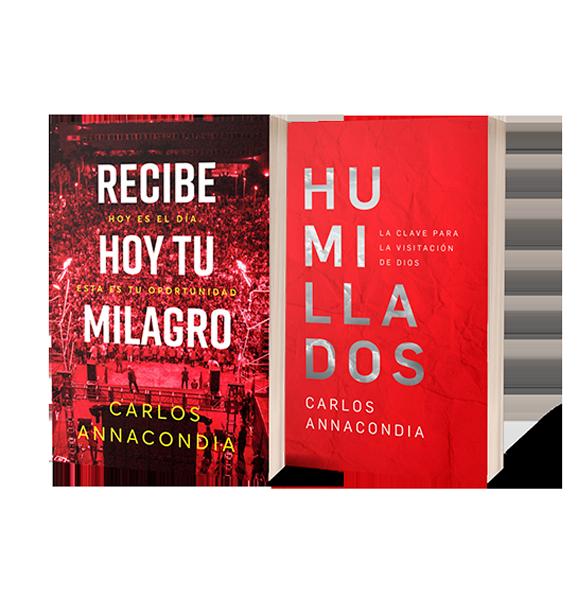 ESPÍRITU Y PODER, POR CARLOS ANNACONDIA.