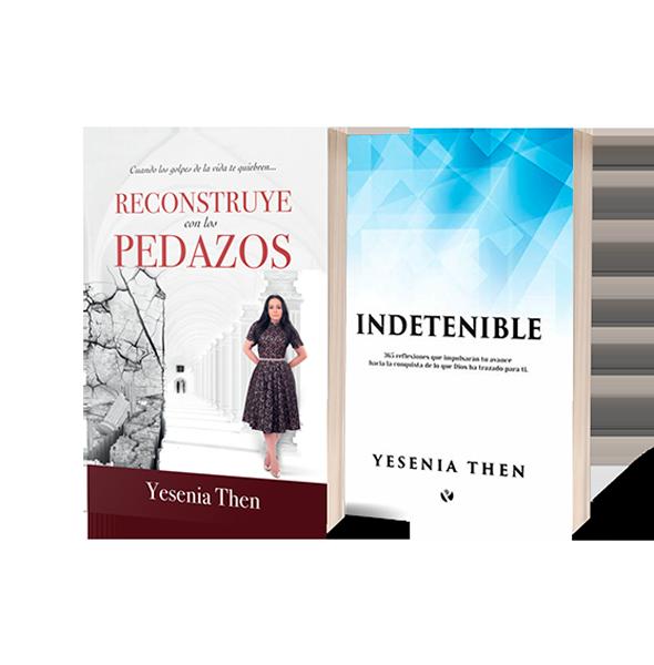 mujeres que avanzan yesenia then libreriapeniel.com