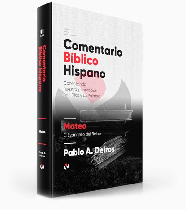 Mateo - Comentario Biblico hispano Deiros
